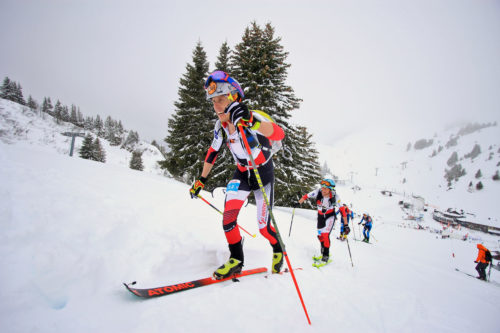 Młodzi zawodnicy Atomic zdobywają aż dwa złote medale podczas Mistrzostw Świata ISMF