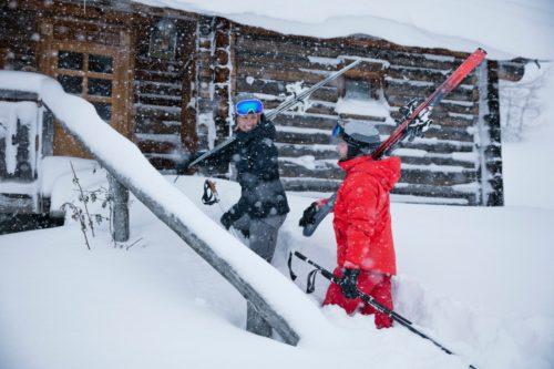 Jak technologia przywróciła mi narciarstwo